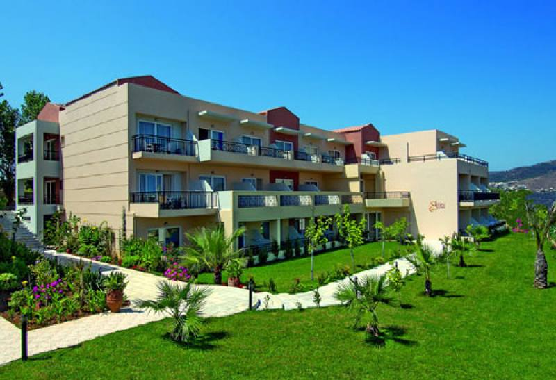 Appartementen Selini Suites - Kolimbari - Chania Kreta